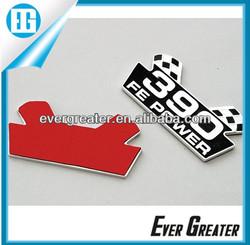 3M custom made auto badge car auto lettering custom car emblem custom chrome car emblems
