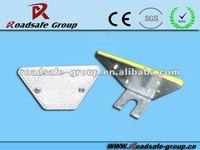 RSG wholesale guardrail delineator, guardrail reflector, barrier stud