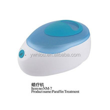 NM-7 Wax Pot Paraffin Heater, Pedicure Manicure Spa Nail tips Paraffin Bath