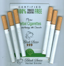 Harmless Smoking Cigarettes