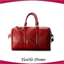 2015 China wholesale price 100% genuine leather handbag wholesale