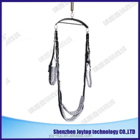 couple swing sex products sex toy 360 degree sex swing PU leather bondage swing