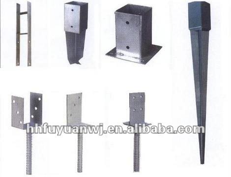 konkreter zaunpfosten metallanker anker produkt id 553276436. Black Bedroom Furniture Sets. Home Design Ideas