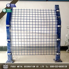 Galvanized iron steel welded wire mesh fence