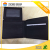 RFID Blocking Leather Wallets with one ID card window slot