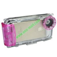 Creative 40m 130feet Waterproof Photo Housing Underwater Case for iPhone 5/5S