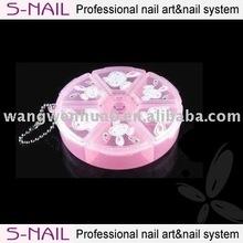 nail tip case , nail tip tools