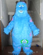 hi ce di alta qualità fumetto adulto costume mostro sully mascotte costumi per carnevale