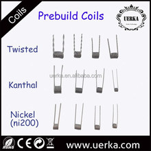 Replacement kanthal coil e-cigarette kanthal a1 flat wire