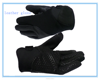 Industrial safety Motorcycle gloves leather wearing resistant Machine and Mens leather driving gloves