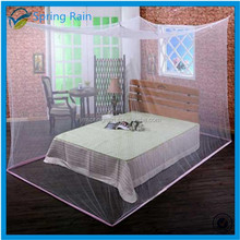 Polyester Box Mosquito Net Bed Canopy