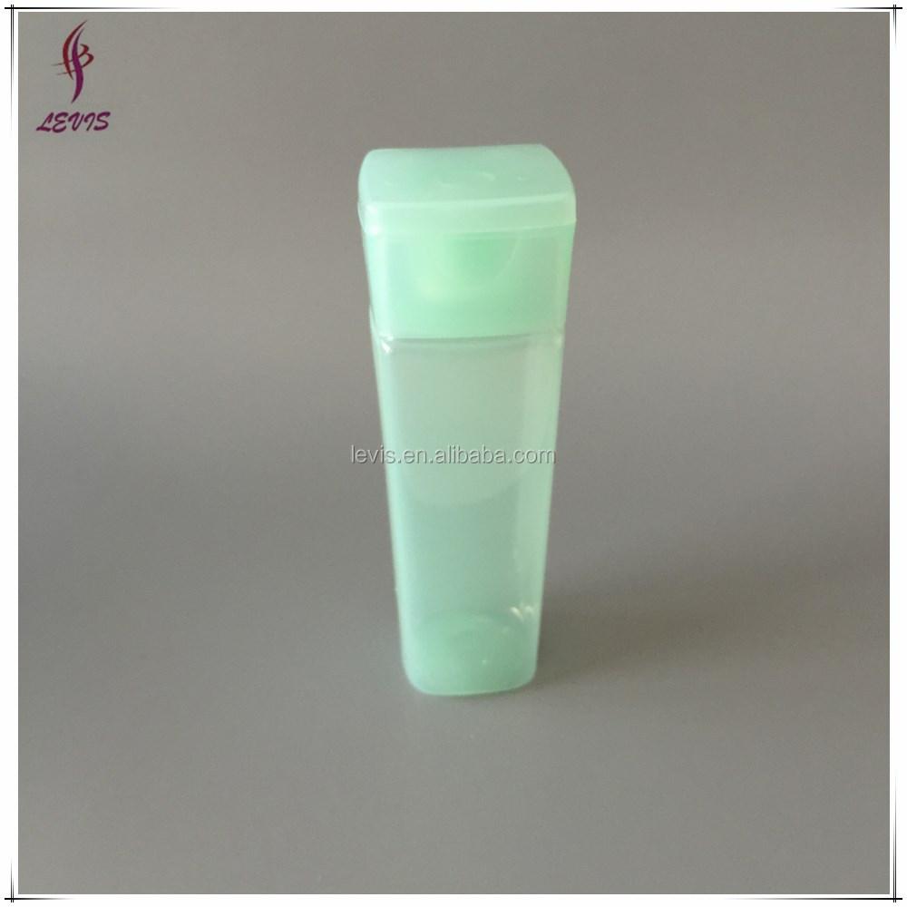 Plastic square unique shampoo bottle buy unique shampoo for Unique plastic bottles