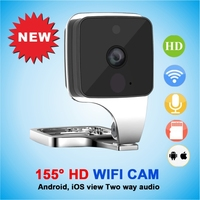 720P HD Wide Angle Lens Day&Night Outdoor&Indoor wireless security cameras