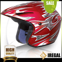 Chinese 2015 Cheap Promotional Motorcycle Helmet With DOT
