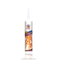 guangdong white quick drying acetoxy silicone sealant