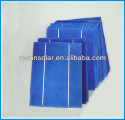 """high efficiency 156mmx156mm 6"""" 2BB/3BB polycrystalline solar cells with competitive price"""
