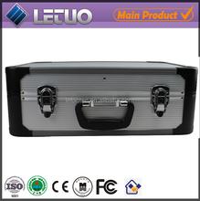 China wholesale aluminum attache case ladies pink tool box aluminium tool case with drawers