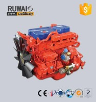 120hp water cooled four cylinder 2 vavles diesel engine for Vehicle Machine Marine pump