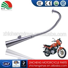 High Quality Low Price Motorcycle Exhaust System GN125CC