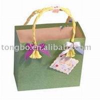 Cheap Price Luxury Decorative Handmade Paper Gift Bags