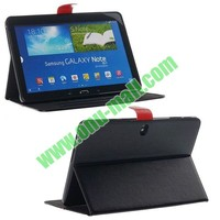 Double Color Leather Protective Case for Samsung Galaxy Note 10.1 2014 Edition