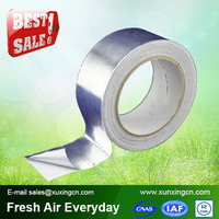 Hvac self adhesive double sided aluminum tape