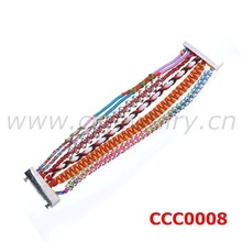 hot new products for 2015, zinc alloy handwoven straps wholesale cheap bulk jewelry