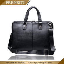 PRENSITI authentic designer mens handbag 100% genuine leather handbags wholesale new york