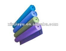 Exercise Mat,Wholesale retail yoga mats, fitness mats PVC material antibiosis Non-slip pad 6mm exercise mats