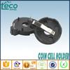 TBH-CR2032-F DIP Horizontal CR2032 Coin Cell holder CR2032 Battery Holder (TECO)