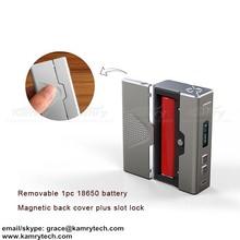 name brand e-cigarette 2015 hottest vaporizers wholesale from china suppier 30watt mini box mod Kamry30
