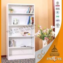 Factory Price School Equipment Library Display Bookshelf /Open Shelf Storage Cabinet