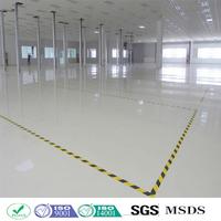 Factory use good flexibility polyurethane floor coatings