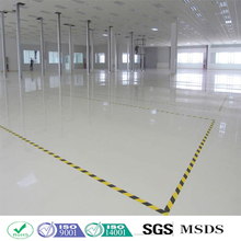 Factory use good flexibility polyurethane floor coatings