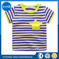 100% cotton anti-shrink oem tee shirts cheap price custom t shirt