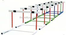 aluminum alloy adjustable track and field hurdle
