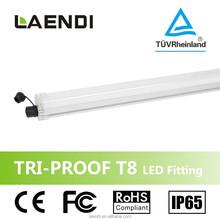 PF>0.9 90-100lm/W High brightness Hot Selling IP65 Reasonable price Good quality High CRI Waterproof T8 LED tube