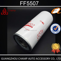 Wholedale advanced screw compressor oil separator filter FF5507 for cars in auto lubrication system