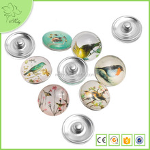 New Arrival !!! Hot Sale Fashionable DIY Jewelry Snap Buttons for Jewelry Pendant Earring Bracelet, Snap Button Charm
