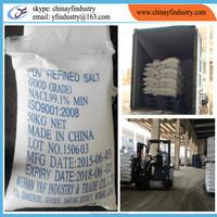sodium chloride price