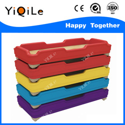 Hot sale cheap wood child bed for nursing school