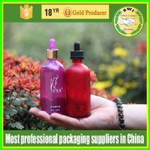 30ml glass dropper bottles clear Amber blue black red with childproof tamper evident cap supplier