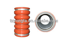 2013 Hot Sale Volvo Motor Turbo Charger Silicone Rubber Hose with Steel Ring