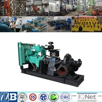 S Single-stage Pump Structure and Standard or Nonstandard Water Pump Spare Parts