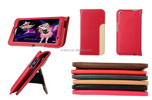 2015 hot selling flip pu leather stand case for Acer Iconia Talk S A1-724