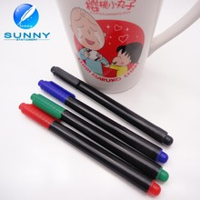 non-toxic colourful dry erase porcelain marker pen