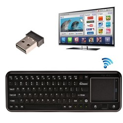 New Fashion RC8 Remote Control USB Cheap Wireless Keyboard And Mouse SV022342