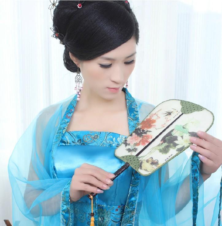 китайский древний костюм танцовщица драматургический одежда один размер xf38