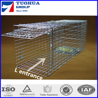 Trap cat rabbit mouse and other little animal cage