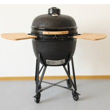 Small Round Coal Barbecue Grill